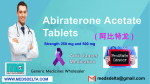 Buy Generic Zytiga 250mg Tablets | Abiraterone Tablets price in India